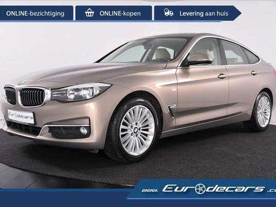tweedehands BMW 318 Gran Turismo 318d Luxury Line *Leer*Navi*