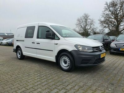 tweedehands VW Caddy 1.4 TGI L2H1 EcoFuel Maxi Trendline *AIRCO+CRUISE*