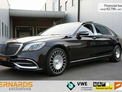 tweedehands Mercedes S560 Maybach 4Matic Premium Plus