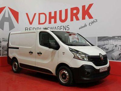 tweedehands Renault Trafic 1.6 dCi 120 pk 2xSchuif/Standkachel/Camera/Navi/PD