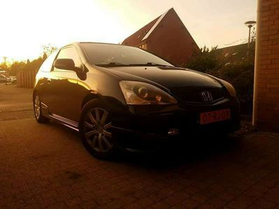 tweedehands Honda Civic Coupe 1.6 vtec
