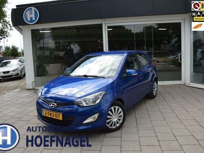 tweedehands Hyundai i20 1.4i i-Motion Automaat/Airco/Boekjes/Elektrische r