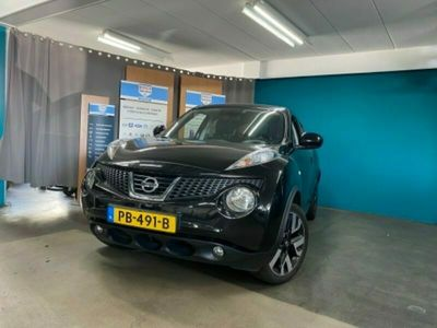 tweedehands Nissan Juke 1.6 117pk CVT 2WD Connect Edition