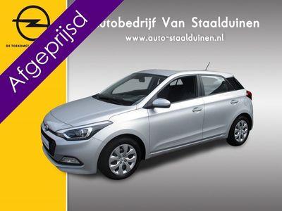 tweedehands Hyundai i20 1.0 T-GDI i-Motion Parkeersensoren, Airco, Turbo motor, 4 Seizoenbanden, Rijklaarprijs AANBIEDING: van 11.250 naar 10.999,-