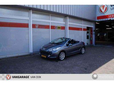 tweedehands Peugeot 207 CC 1.6-16V T Féline 89.248km NAP ! / Leder
