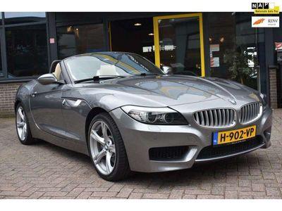 tweedehands BMW Z4 Roadster SDrive35i 3.5 IS !! 340PK 4,6 Sec naar de 100