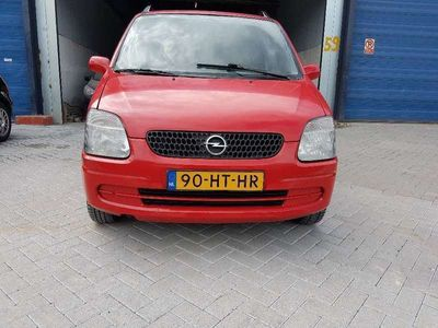 tweedehands Opel Agila 1.2-16V Color Ed.