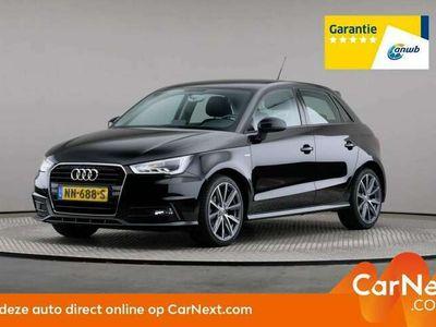 tweedehands Audi A1 1.4 TDI Adrenalin, Automaat, € 14.900