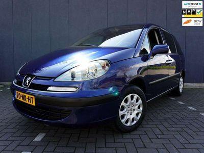 tweedehands Peugeot 807 2.0 ST Premium 7p._Clima_Cruise_USB_BT