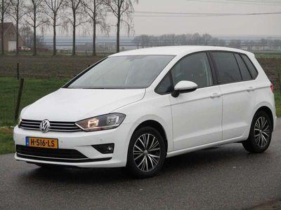 tweedehands VW Golf Sportsvan 1.4 TSI Highline Met ECC/Camera/Navigatie/DSG