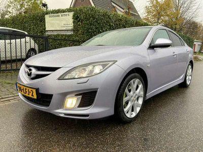 tweedehands Mazda 6 2.0 S-VT TS, BJ`2010, Trekhaak, Vol opties !