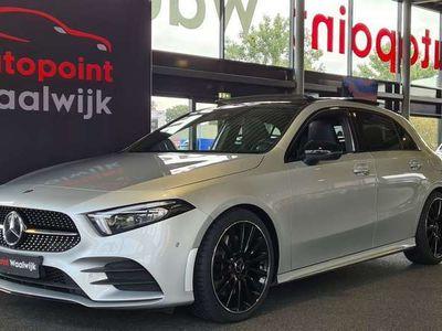 tweedehands Mercedes A250 4MATIC Premium | AMG-line | Pano | Night-pakket