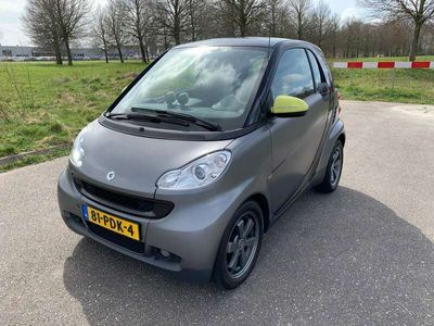 tweedehands Smart ForTwo Coupé 1.0 mhd Passion