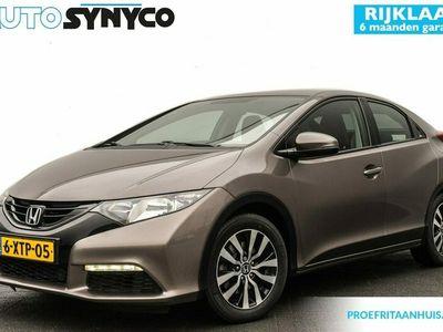 "tweedehands Honda Civic 1.6D 120 Pk Comfort | Climate Control | 16"" Velgen | Cruise Control"
