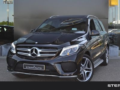 tweedehands Mercedes GLE350 GLE-Klasse4Matic Automaat AMG Line | Panoramadak | Trekhaak | Camera | Stoelverwarming