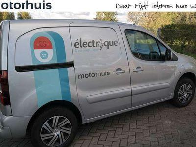 tweedehands Citroën Berlingo ELECTRIQUE Rij deze auto met financial lease voor