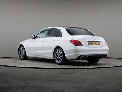 tweedehands Mercedes C350e Lease € 26.900