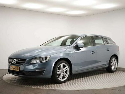 tweedehands Volvo V60 2.4 D5 164PK Twin Engine Summum Leer Navi Clima Lm