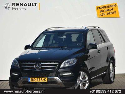 tweedehands Mercedes 350 M-Klasse/ SCHUIFDAK / TREKHAAK / COMAND / PDC V+A / Έlectric ACHTERKLEP