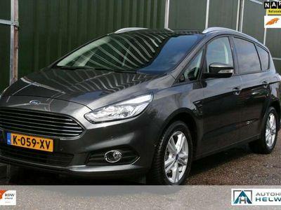 tweedehands Ford S-MAX 1.5 Titanium 7p. 165 PK, NAVI,CLIMA, CAMERA 2019