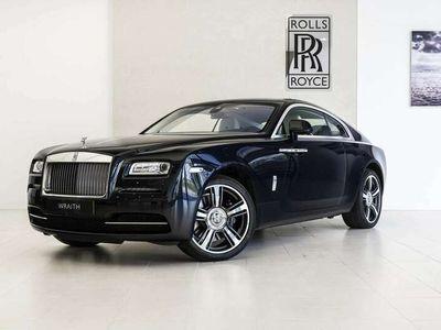 tweedehands Rolls Royce Wraith V12 coupe