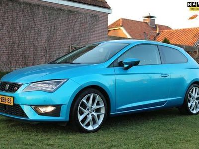 tweedehands Seat Leon SC 1.4 TSI ACT FR Dynamic 1.4 TSI ACT FR DYNAMIC 1