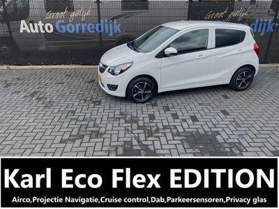 tweedehands Opel Karl 1.0 ecoFLEX Edition 53.220 KM Lichtmetalen wielen,