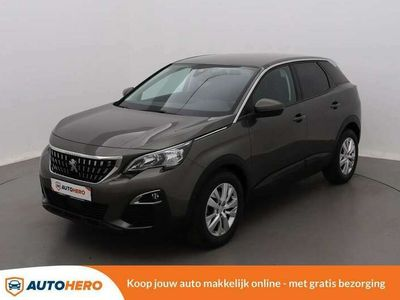 tweedehands Peugeot 3008 1.2 e-THP Active 130PK LR78017 | Cruise | Climate