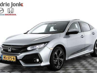 tweedehands Honda Civic 1.0 i-VTEC Executive Leder Schuifdak 24 MND Garant