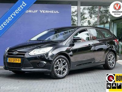 tweedehands Ford Focus Wagon 1.6 TI-VCT Edition Trekhaak Airco Nap Boekjes