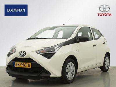 tweedehands Toyota Aygo 1.0 VVT-i x-fun | Fabr Garantie t/m 01-2022 | Face