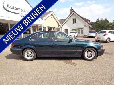 tweedehands BMW 523 523 i Executive E39 LEDER/STOELVERWARMING/SCHUIFDAK