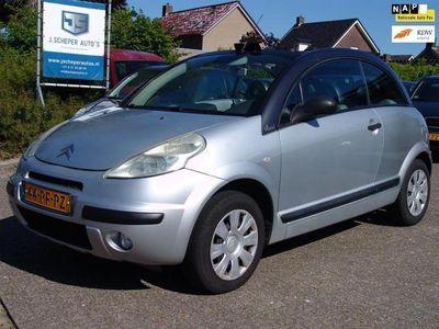 tweedehands Citroën C3 Pluriel 1.4i cabrio