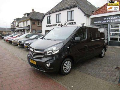tweedehands Opel Vivaro 1.6 CDTI L2H1 Sport EcoFlex,Navigatie,Airco,Cruise control,Start/stop systeem