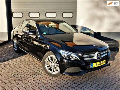 tweedehands Mercedes C300 CDI HYBRID