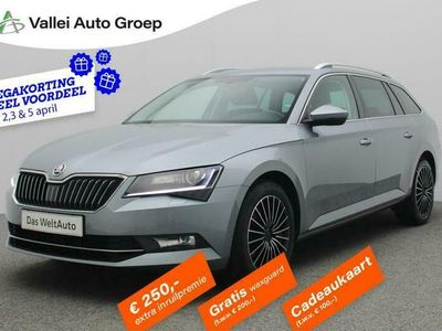 tweedehands Skoda Superb COMBI 1.6 TDI 120PK DSG Ambition Business