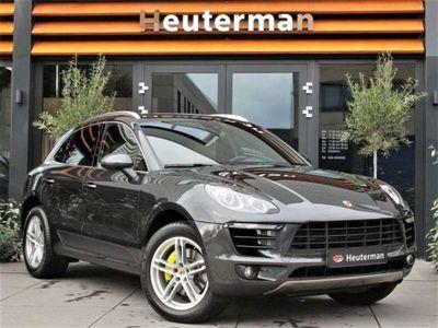 tweedehands Porsche Macan Turbo Macan 2.0 Aut. 252 Pk./ Navigatie/ Xenon/ LE