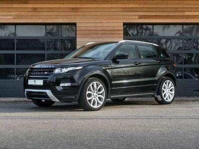 "tweedehands Land Rover Range Rover evoque 2.2 TD4 4WD Prestige 150pk *Navi-Leder-Xenon-20"""