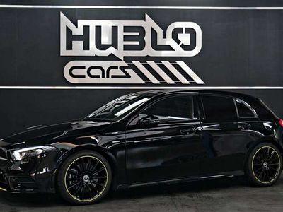 tweedehands Mercedes A250 250 Night Edition!
