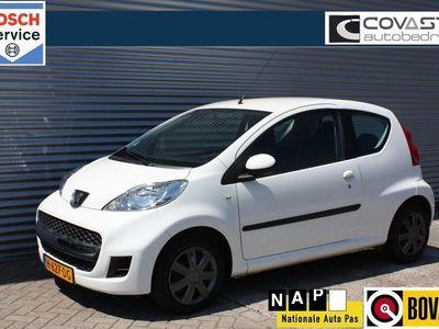 tweedehands Peugeot 107 1.0-12V XS | Airco | Elektr. pakket | 52d. km! |