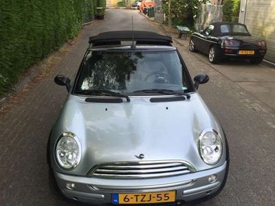 tweedehands Mini One Cabriolet 1.6 2005