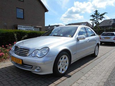 tweedehands Mercedes C280 V6 AUT. NAVIGATIE/SCHUIFDAK/1E-EIGENAAR/NIEUWSTAAT