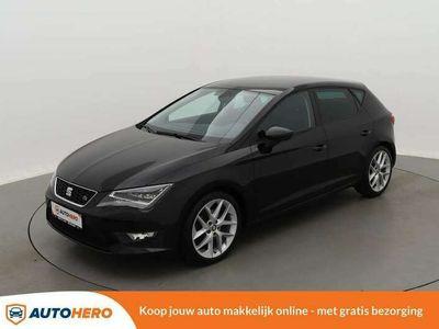 tweedehands Seat Leon 1.4 EcoTSI FR 150PK VL89623   Dealer Onderhouden  