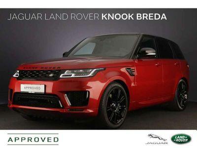 tweedehands Land Rover Range Rover Sport P400e HSE Dynamic   BlackPack   HeadUp   Panorama