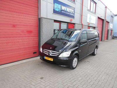 tweedehands Mercedes Vito 113 CDI 320 Lang Luxe 3 zits automaat