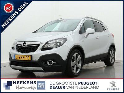 tweedehands Opel Mokka 1.4 Automaat Cosmo | Navigatie | Climate Control | Parkeersensoren | LM Velgen |