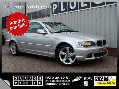 tweedehands BMW 318 318 Coupé Ci Leer/stof Clima Parksens Cruise Execut