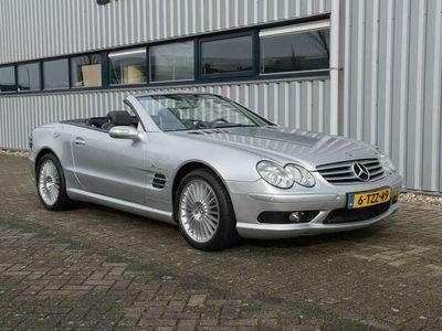 tweedehands Mercedes SL55 AMG AMG 43399km Youngtimer