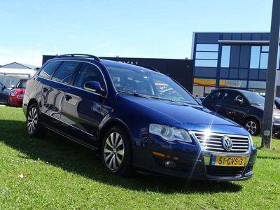 tweedehands VW Passat Variant 1.9 TDI Comfortline BlueMotion - Airco/ECC, CruiseControl, Parkeersensoren