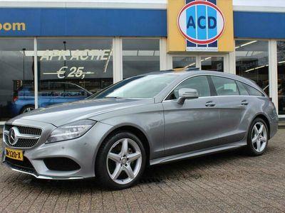 tweedehands Mercedes 350 CLS-KLASSE Shooting BrakeCDI 6-Cil. BlueEFFIECIENCY Aut9. AMG *Nieuwprijs € 102.189,00*